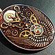 Стимпанк ручной работы. Кулон в стиле Стимпанк, Часы Стимпанк/ Steampunk. Анна Устинова  -Steampunk master-. Ярмарка Мастеров.