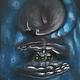 """Фэнтези ручной работы. Ярмарка Мастеров - ручная работа. Купить Картина пастелью """"Ангел уюта в доме"""". Handmade. Ангел"""