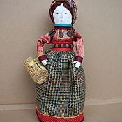 Народная кукла ручной работы. Ярмарка Мастеров - ручная работа Городская барыня. Handmade.