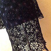 Одежда ручной работы. Ярмарка Мастеров - ручная работа Маленькое чёрное платье.. Handmade.