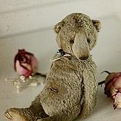 Куклы и игрушки ручной работы. Ярмарка Мастеров - ручная работа мишка-тедди Казимир. Коллекционный медведь тедди.. Handmade.