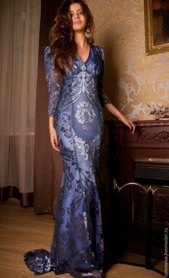 Платье из 100% шелка, Платья, Санкт-Петербург,  Фото №1