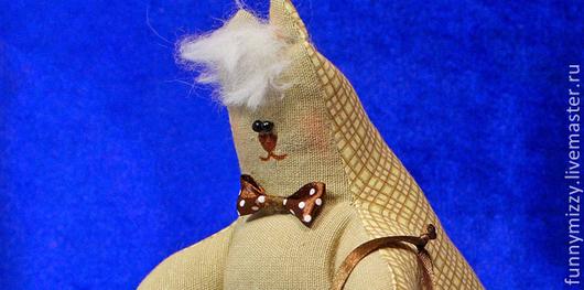 Ароматизированные куклы ручной работы. Ярмарка Мастеров - ручная работа. Купить Кот Толстопуз с сердечком. Handmade. Игрушка, ароматное саше