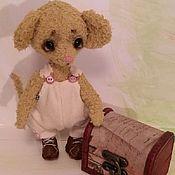Куклы и игрушки ручной работы. Ярмарка Мастеров - ручная работа Мышка-Оливка. Handmade.