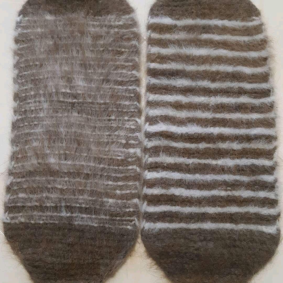 Лечебный пояс из собачьей шерсти Вязаный шерстяной собачий пояс, Пояса, Волгоград,  Фото №1