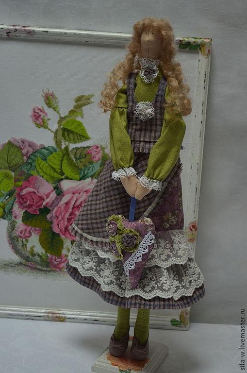 Куклы Тильды ручной работы. Ярмарка Мастеров - ручная работа. Купить Кукла Тильда. Handmade. Кукла ручной работы, тильда