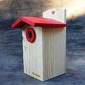 Для дома и интерьера handmade. Livemaster - original item Blueberry for birds