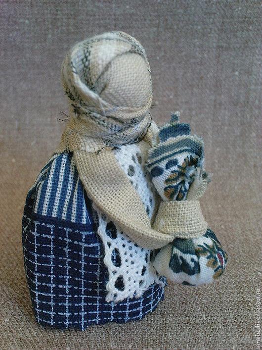 Народные куклы ручной работы. Ярмарка Мастеров - ручная работа. Купить Кукла Подорожница. Handmade. Подарок, сувенир коллеге