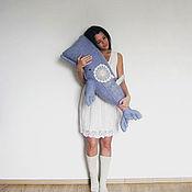 Куклы и игрушки ручной работы. Ярмарка Мастеров - ручная работа Тильда Кит. Handmade.