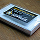 Подарочные наборы ручной работы. Заказать Набор визитных карточек «Муза». Дизайн-гнездо Crowhouse. Ярмарка Мастеров. Недорогой подарок
