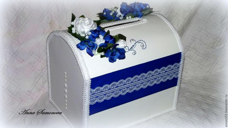Свадебный сундучок для денег, Сундучки, Кемерово,  Фото №1