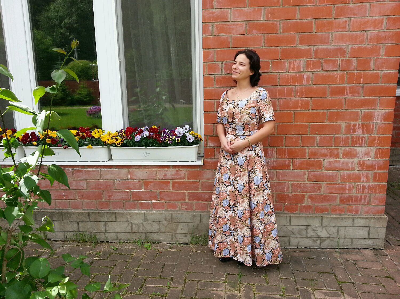 Summer dress ( 4 ), Dresses, Moscow,  Фото №1