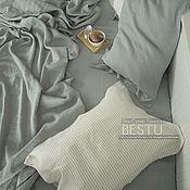 Для дома и интерьера handmade. Livemaster - original item Copy of Copy of Copy of Copy of Linen bed linen