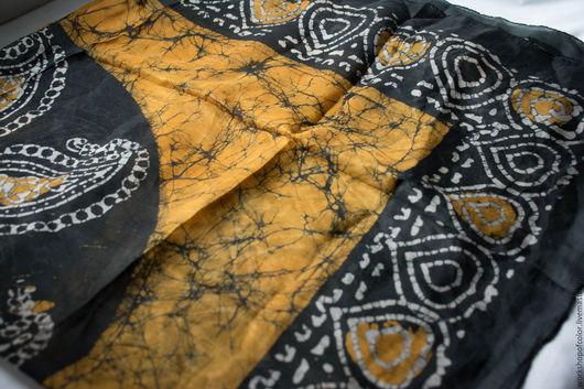Валяние ручной работы. Ярмарка Мастеров - ручная работа. Купить Индийские платочки 5. Handmade. Комбинированный, шелк для валяния