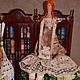 Куклы Тильды ручной работы. Тильда,,Чайный Ангел,,. Елена (elenadollworld). Ярмарка Мастеров. Чай, текстильная кукла, шерсть 100%