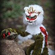 Куклы и игрушки ручной работы. Ярмарка Мастеров - ручная работа Китайский Тигр. Handmade.