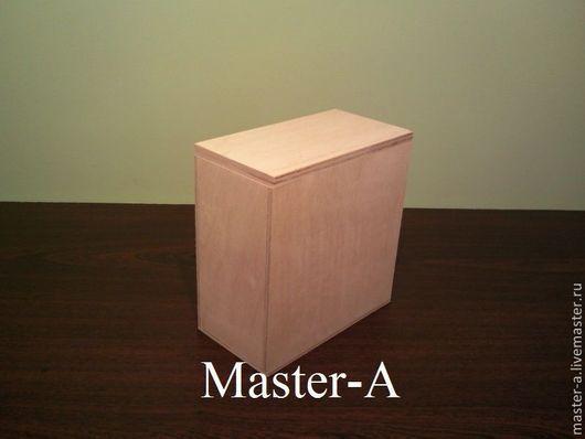Короб (для сыпучих продуктов) - №8 -заготовка для декупажа