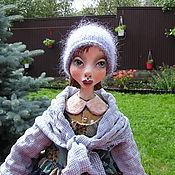 Куклы и игрушки ручной работы. Ярмарка Мастеров - ручная работа Подвижная кукла Герда.... Handmade.