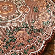 Посуда handmade. Livemaster - original item Dish Rococo. Handmade.