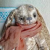 """Куклы и игрушки ручной работы. Ярмарка Мастеров - ручная работа Тедди зая"""" Снежана"""". Handmade."""