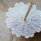 Свадебный салон ручной работы. Ярмарка Мастеров - ручная работа Венчальные салфетки. Handmade.