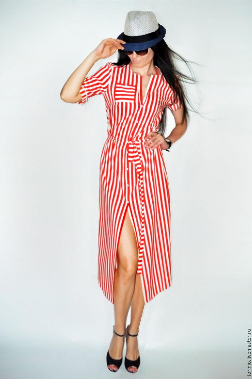 Купить Модное Платье Для Женщин