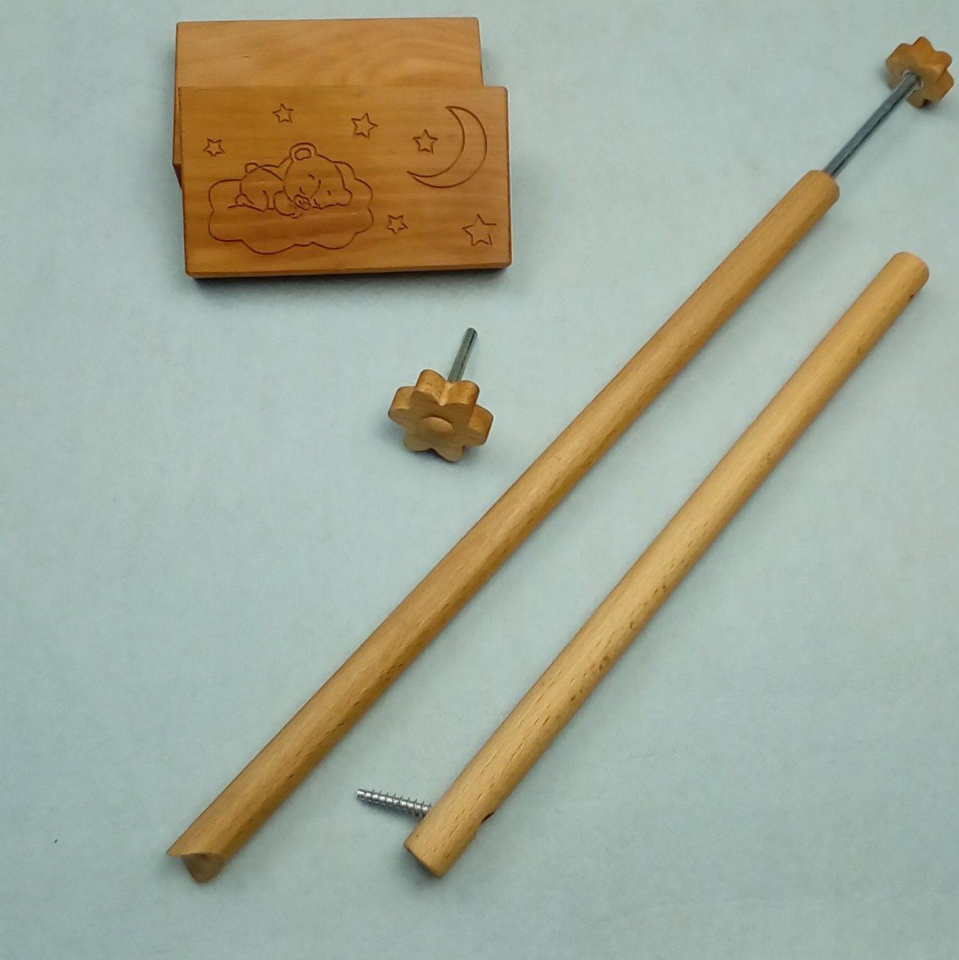 Кронштейн для мобиля в кроватку (поворотный механизм), Развивающие игрушки, Ярославль, Фото №1