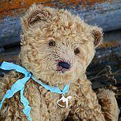 Куклы и игрушки handmade. Livemaster - original item Teddy Bears: Bertie is a classic mohair bear with a Howler. Handmade.