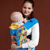 Одежда ручной работы. Ярмарка Мастеров - ручная работа Эргономичный рюкзак. Образец. Handmade.