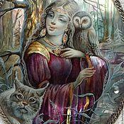 Украшения handmade. Livemaster - original item The wisdom in the silence.... Handmade.