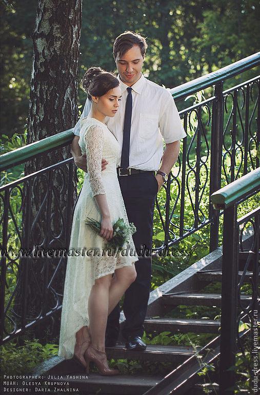 Lace wedding dress, Elegant dress, Dresses, Moscow, Фото №1