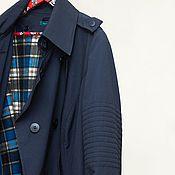 Одежда handmade. Livemaster - original item Trench coat with liner Through the bad weather. Handmade.