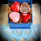 Подарки для влюбленных ручной работы. Ярмарка Мастеров - ручная работа. Купить Талисман Любви с Рунами,на полудрагоценном камне в форме сердца. Handmade.