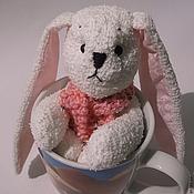 Куклы и игрушки ручной работы. Ярмарка Мастеров - ручная работа Зайчонок. Handmade.