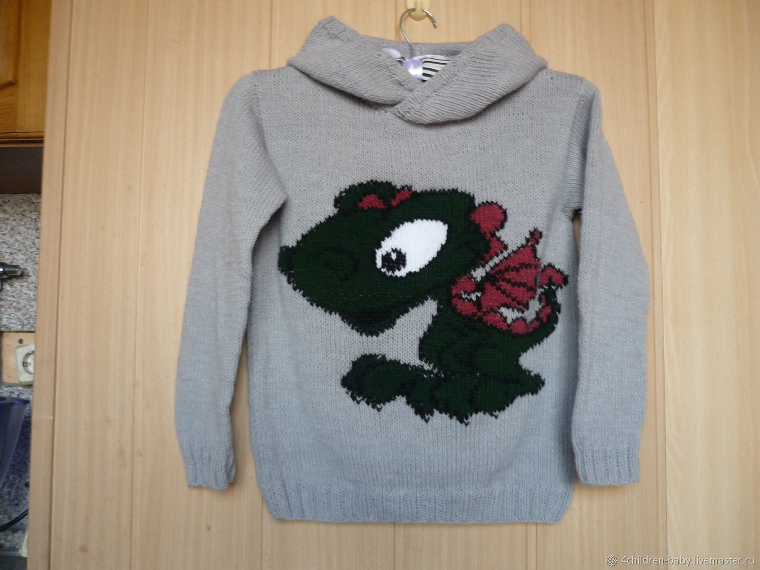 Sweaters: Dragon Sweater, Jerseys, Moscow, Фото №1