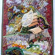 """Картины и панно ручной работы. Ярмарка Мастеров - ручная работа Панно """"Солнечный день"""". Handmade."""