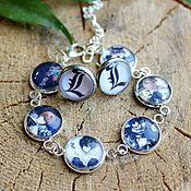 Субкультуры handmade. Livemaster - original item Jewelry set
