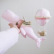 Куклы и игрушки ручной работы. Ярмарка Мастеров - ручная работа Набор в детскую в стиле тильда. Handmade.