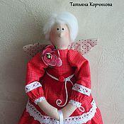 Куклы и игрушки ручной работы. Ярмарка Мастеров - ручная работа Ангел домашнего уюта и любви. Handmade.