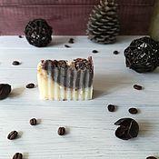 """Мыло ручной работы. Ярмарка Мастеров - ручная работа Натуральное мыло """"Шоколадный соблазн"""". Handmade."""