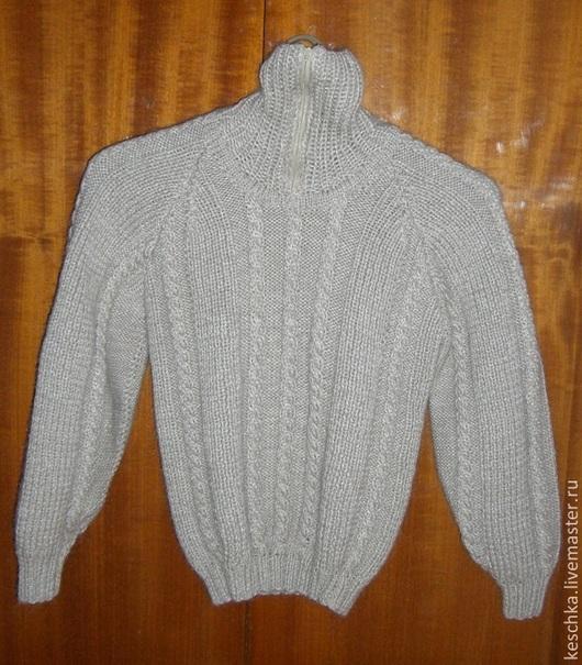 Кофты и свитера ручной работы. Ярмарка Мастеров - ручная работа. Купить Свитер для мальчика. Handmade. Ручная вязка, свитер для мальчика