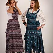 Одежда ручной работы. Ярмарка Мастеров - ручная работа Сарафан Подружки. Handmade.