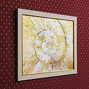 Картины и панно ручной работы. Ярмарка Мастеров - ручная работа Перламутровая ракушка. Handmade.