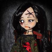 Куклы и игрушки ручной работы. Ярмарка Мастеров - ручная работа Изольда - мертвая девочка. Handmade.