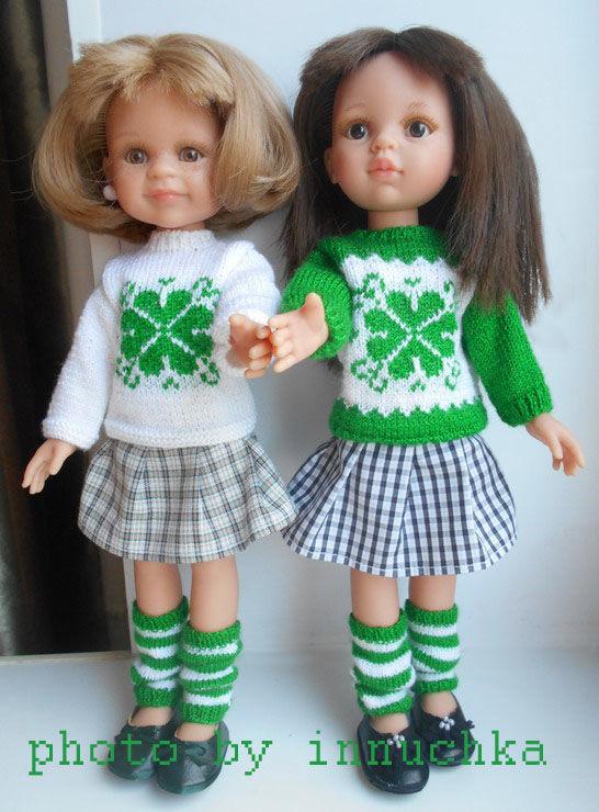 Комплект для кукол Паола Рейна, Одежда для кукол, Санкт-Петербург,  Фото №1