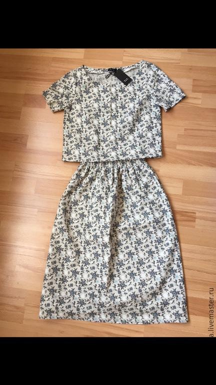 Женская одежда из льна и хлопка интернет магазин