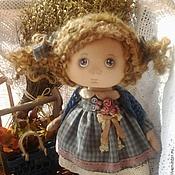 Куклы и игрушки ручной работы. Ярмарка Мастеров - ручная работа Дефчулька 1. Handmade.