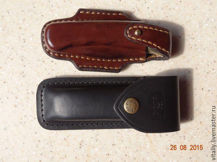 Чехол формованный для складного ножа BUCK. Расположение на ремне горизонтальное.Черный чехол рядом - это родной. По возникшим вопросам звоните: +7(926)842-84-84 Виталий