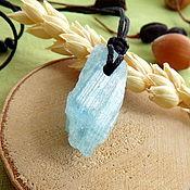 Украшения handmade. Livemaster - original item Amulet with aquamarine. Handmade.