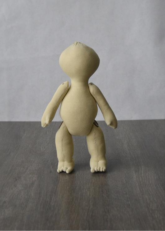 Куклы и игрушки ручной работы. Ярмарка Мастеров - ручная работа. Купить Набор для изготовления тела куколки 30 см. Handmade.